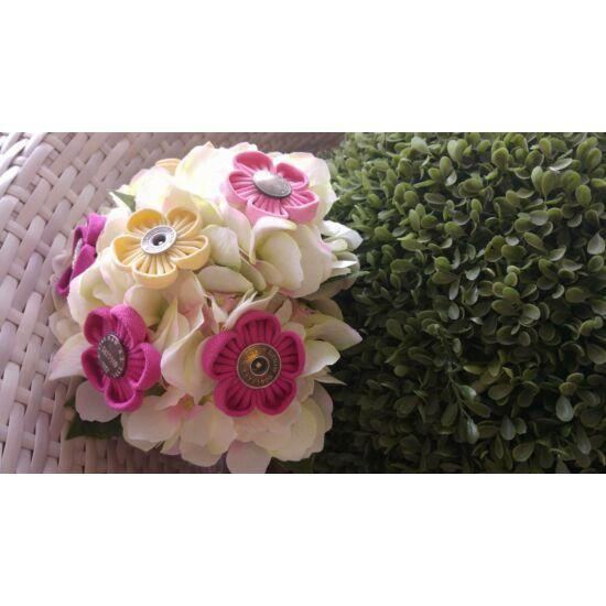 Maradandó virágcsokor
