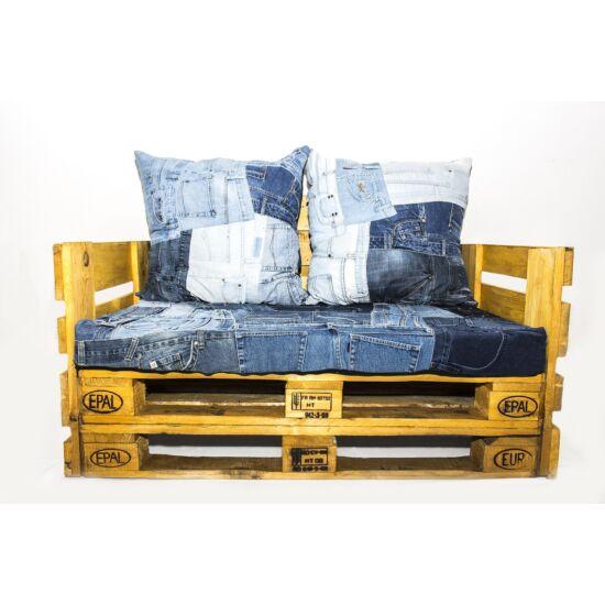 Párnás Raklap kanapé