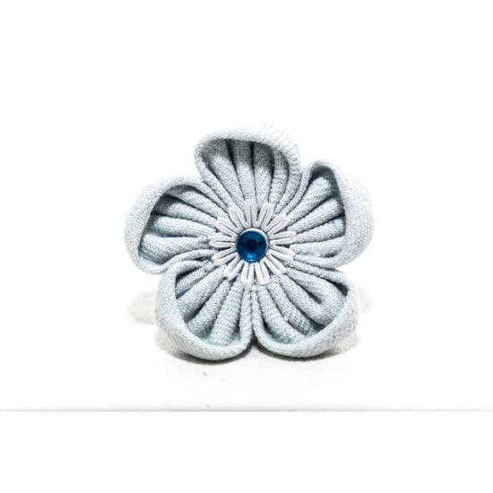 Hűtőmágnes virág kicsi