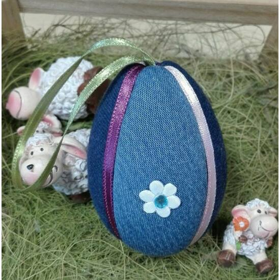 Húsvéti tojás 6 cm